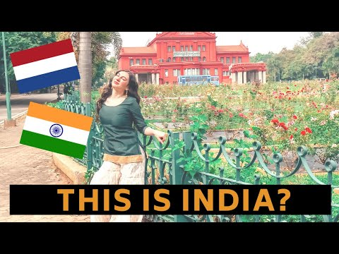 The truth about India | Expectations vs Reality Netherlands foreigner reaction | TRAVEL VLOG IV