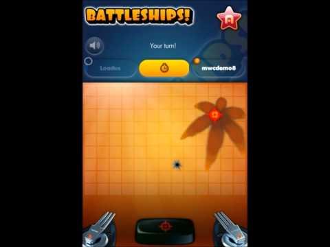 Battleships! -gameplay - Never Play Alone