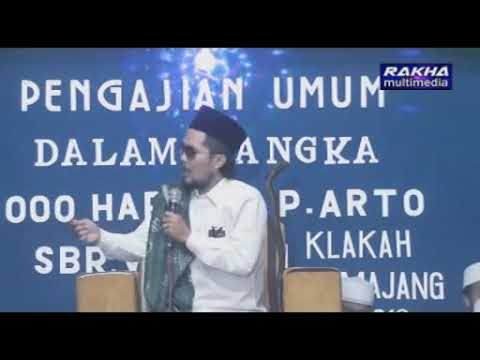 Ceramah Agama - KH. Abu Nawas