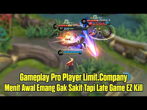 Menit Awal Emang Gak Kerasa Tapi Liat Limit Company Menit Akhir Bikin Pusing Lawan Pro Player Lesley