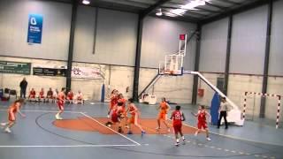 Michelle Ortega - 2015 Basketball Highlights