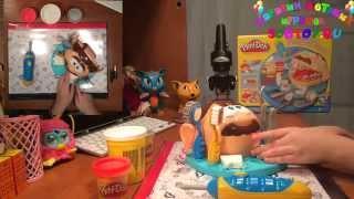 видео Play-Doh от Hasbro. Принцесса Русалочка. (Disney). Обзор и как.