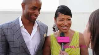 Jay Ellis & His Mom Reveal What He Wants In A Woman & Talk 'The Game'