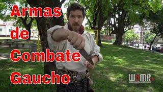 ARMAS De COMBATE GAUCHO Esgrima Criolla