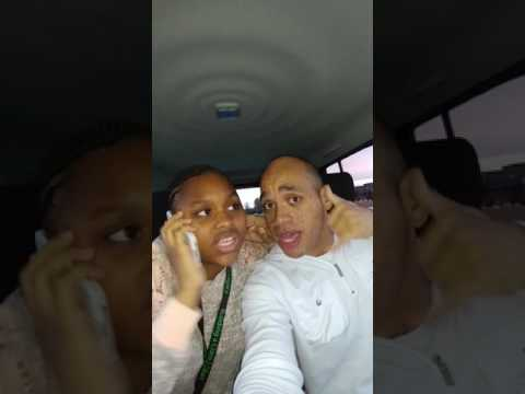 "Car Karaoke ""Call Me"" By Skyy"