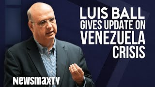 Luis Ball Gives Update on Venezuela Crisis