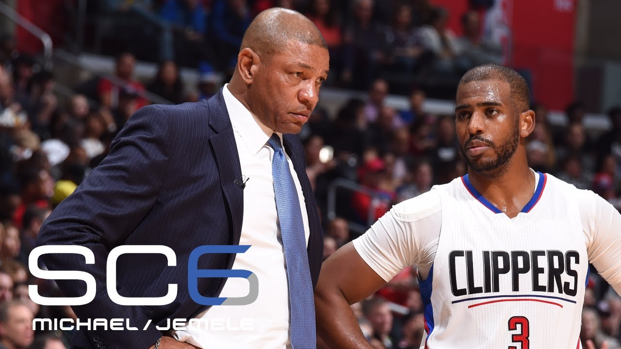 Michael Eaves Chris Paul Lost Faith In Doc Rivers Coaching Son Equally Sc