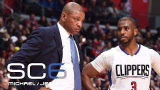 Michael Eaves: Chris Paul Lost Faith In Doc Rivers Coaching Son Equally | SC6 | June 28, 2017