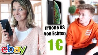 Meine Mom VERKAUFTE mein iPhone für 1€... 😰