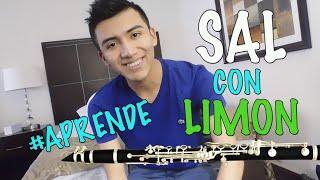 SAL CON LIMON TUTORIAL DE CLARINETE /AU MUSIC