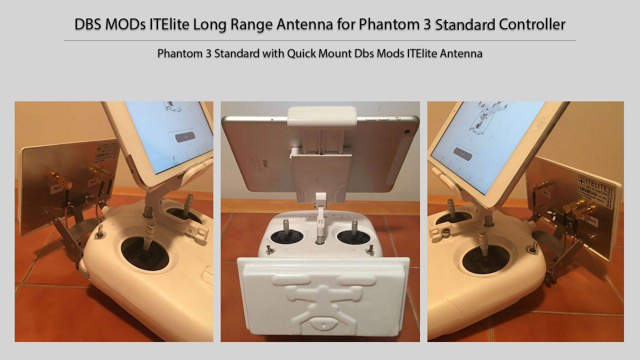 Long range antenna for dji phantom зарядка к коптеру для селфи спарк