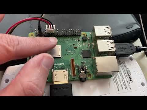Arcade1Up power and volume on Raspberry Pi 3 with GPIO from Texas Home Arcade Services