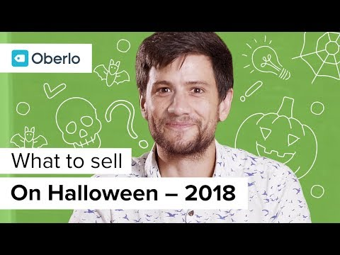 What to Sell on Halloween 2018