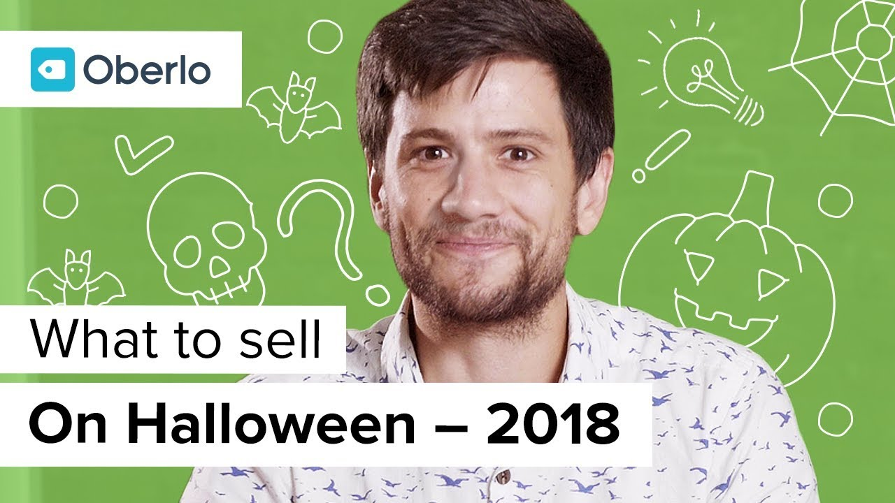 eb7200deae44f What to Sell on Halloween 2018 - YouTube