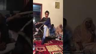 رقص موريتاني روعة