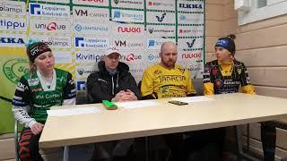 Lehdistötilaisuus 14.8.2019 Lappajärvi-Mynämäki