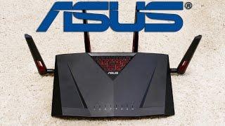 Asus RT-AC88U Супер Игровой Роутер - Обзор