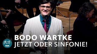 Bodo Wartke - Jetzt oder Sinfonie! | WDR Funkhausorchester