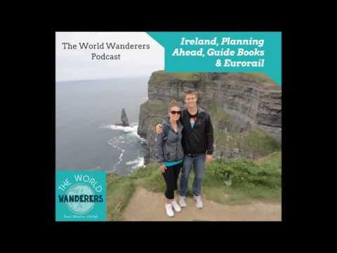 Ireland, Planning Ahead, Guide Books & Eurorail