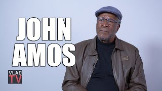 John Amos on James Evans Getting Killed Off on 'Good Times' (Part 5)