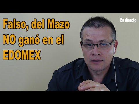 Delfina Gómez ganó el Estado de México, se avecina fraude