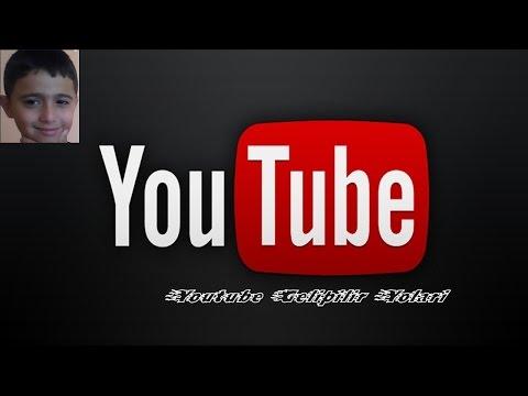 Youtube Gelişme Yoları#1