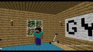 Школа Монстров Minecraft анимация   Урок Физкультуры