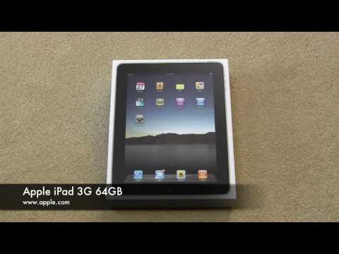 iPad 3G Review