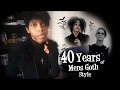 Goth Reacts to 40 Years of Mens Goth Style | Kai Decadence