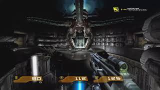 Quake 4 xbox 360 video clip