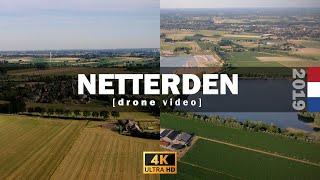 Netterden vanuit de lucht [4K]