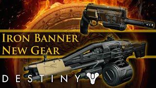 Destiny - Iron Banner Inventory: Bretomart