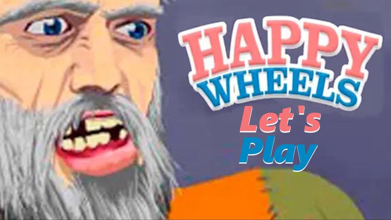Happy Wheels Let's Play