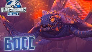 БОСС АКУПАРА - Jurassic World The Game #206