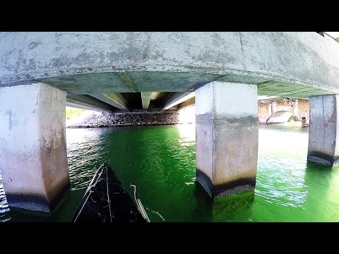 Key West Kayak Bridge Fishing - Under The Bridges