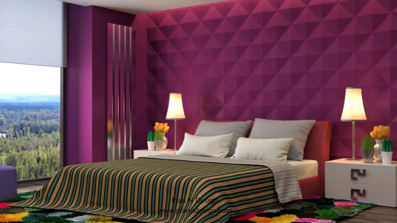 Modern Bedroom Interior Design Ideas 2018, TOP 50- Plan N