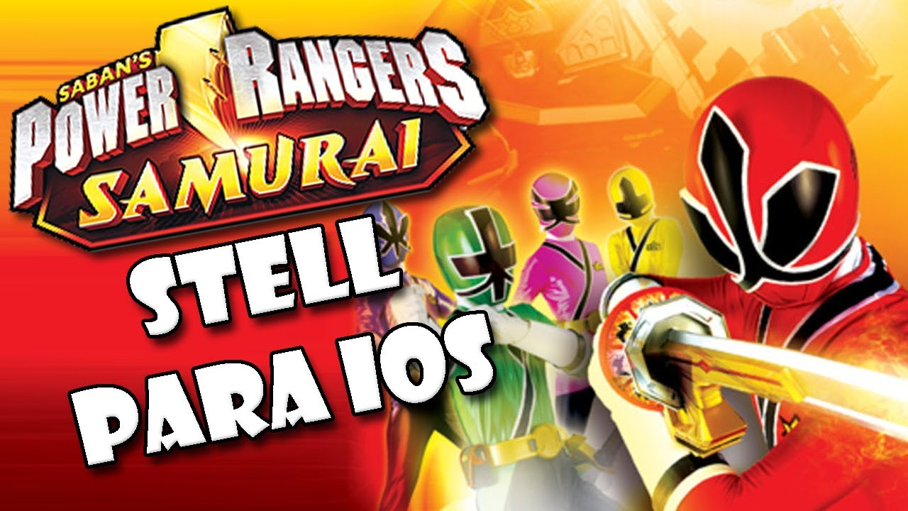power rangers samurai the game