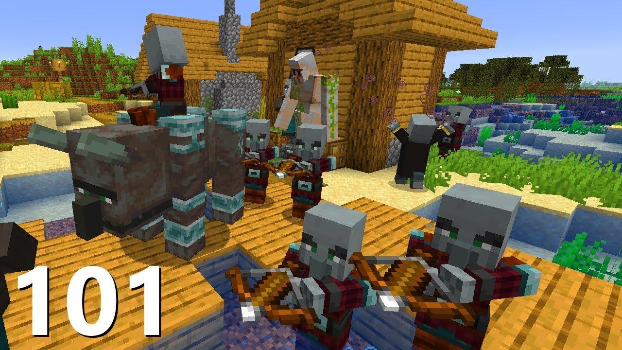 Nowe Mechaniki Najazdow Sa Snapcraft Iii 101 Minecraft