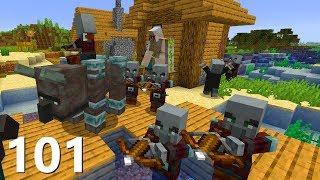 Nowe Mechaniki Najazdów Są... - SnapCraft III - [101] (Minecraft 1.14 Survival)