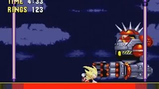 Sonic the Hedgehog 3 Part 6: Launch Base Zone + Super Sonic Ending