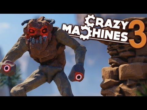 Crazy Machines 3 - Building Amazing Rube Goldberg Machines - Crazy Machines 3 Gameplay Highlights