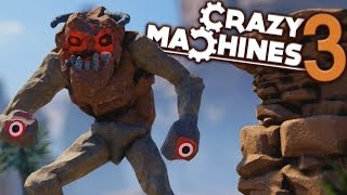 Crazy Machines 3 - Building Amazing Rube Goldberg Machines - Crazy Machines 3 Gameplay Highlights