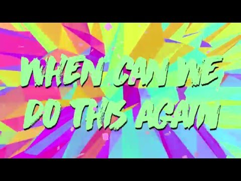 Owl City - When Can I See You Again (Paint The Night) - Lyric Video