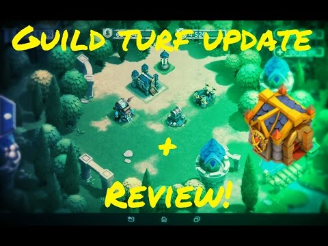 Castle Clash; Guild Turf Guide + Review!