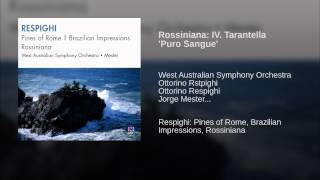 Rossiniana: IV. Tarantella