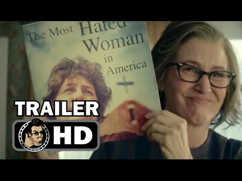 THE MOST HATED WOMAN IN AMERICA   2017 Melissa Leo Drama HD
