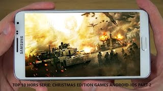 🎮TOP 10 FREE BEST GAMES PLAY IN CHRISTMAS ANDROID-IOS DECEMBER 2016 PART 2🎮