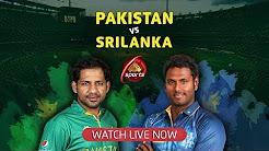 Live Match - Pakistan Vs Sri Lanka 1st ODI Match Live Streaming
