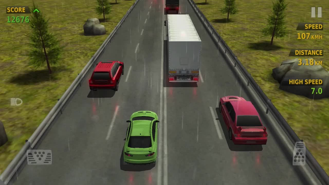 traffic racer game free download for android