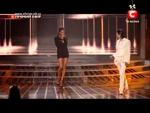 Alexey Ksenon Smirnov & Jamelia  Beware of the Dog Xfactor 3